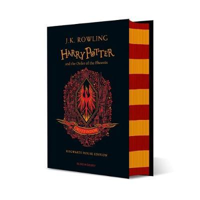 Harry Potter and the Order of the Phoenix - Gryffindor Edition by J.K. Rowling