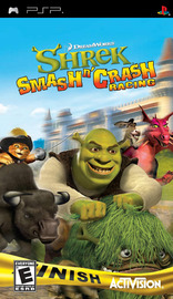 Shrek Smash 'n' Crash for PSP image