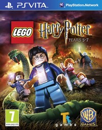 LEGO Harry Potter: Years 5-7 for Vita