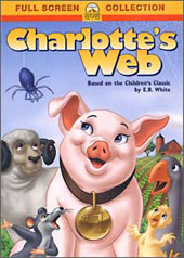 Charlotte's Web on DVD
