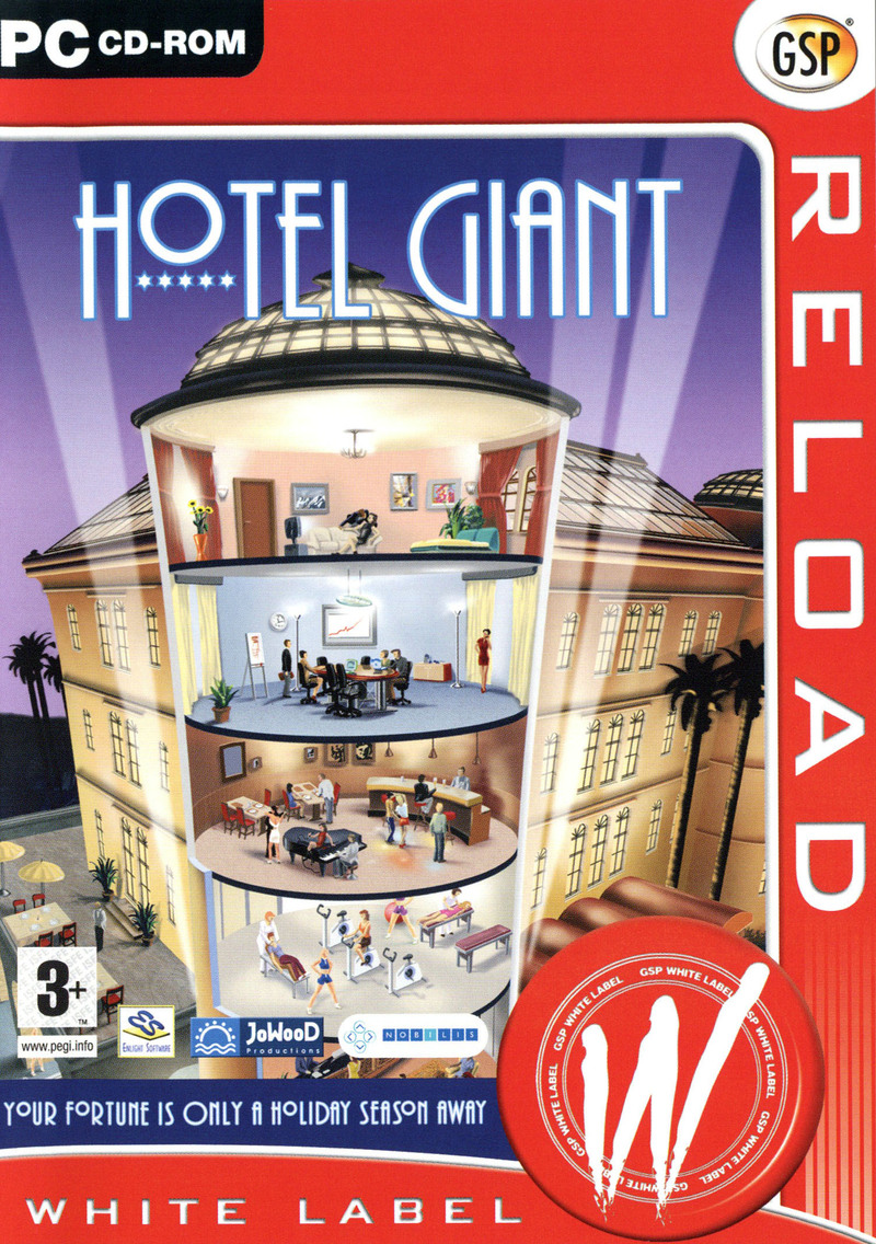 Hotel Giant for PC Games image