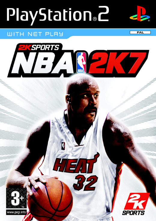 NBA 2K7 for PS2