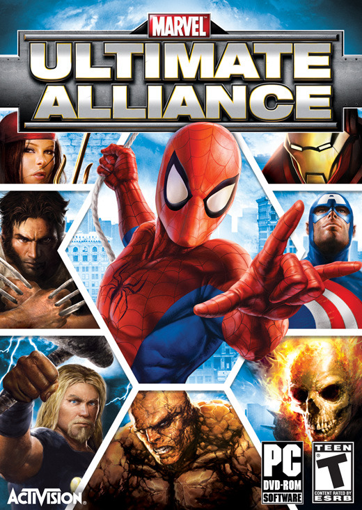 Marvel: Ultimate Alliance for PC Games