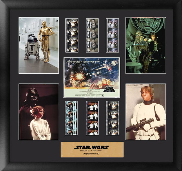 FilmCells: Montage Frame – Star Wars: A New Hope (S2 - Special Edition)