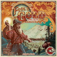 Fool's Gold - Board Game