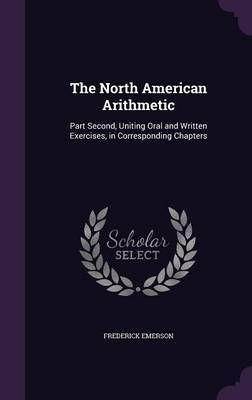The North American Arithmetic by Frederick Emerson image