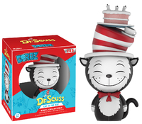 Dr. Seuss - Cat in the Hat Dorbz Vinyl Figure (with a chance for a Chase version!)