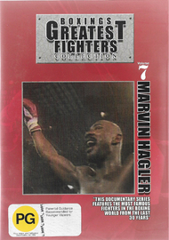 Boxing Greatest Fighters Vol 7: Marvin Hagler on DVD