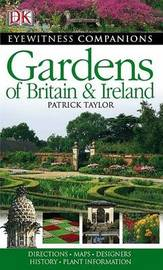Gardens of Britain and Ireland by Patrick Taylor image