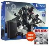 PS4 Slim 1TB Destiny 2 Console Bundle for PS4
