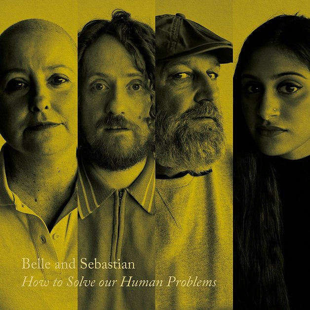 """How To Solve Our Human Problems: Part 2 (12"""") by Belle and Sebastian"""