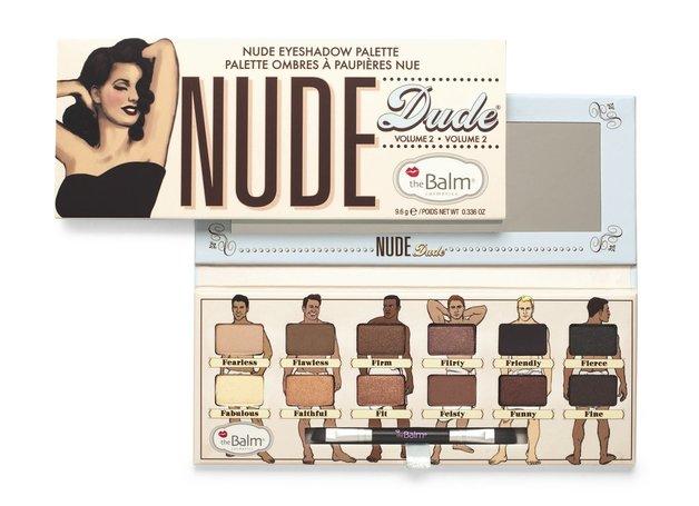 The Balm - Nude Dude Eyeshadow Palette