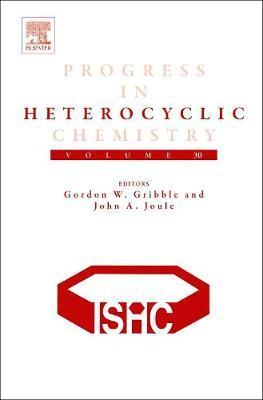 Progress in Heterocyclic Chemistry: Volume 30