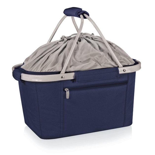 Metro Insulated Shopping Basket - Navy