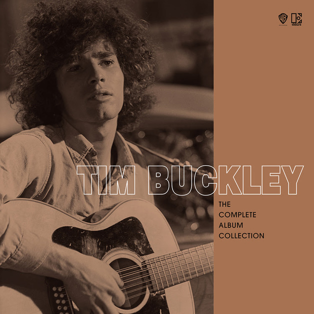 Tim Buckley: The Album Collection - (1966 - 1972) by Tim Buckley