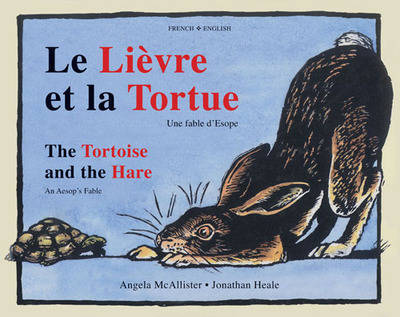 The Tortoise and the Hare by Angela McAllister image