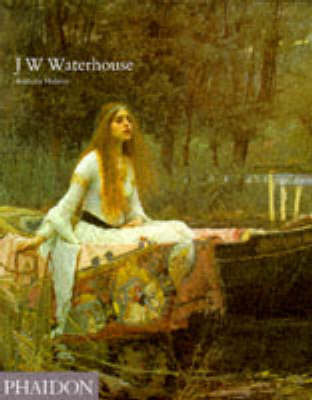 J.W.Waterhouse by Anthony Hobson image