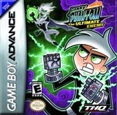 Danny Phantom: Ultimate Enemy for Game Boy Advance