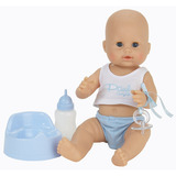 Corolle Classique Doll - Paul, Drink & Wet Baby 36cm