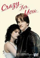 Crazy for You on DVD
