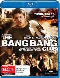 The Bang Bang Club on Blu-ray