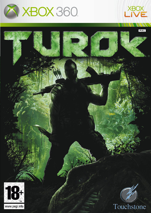 Turok for Xbox 360