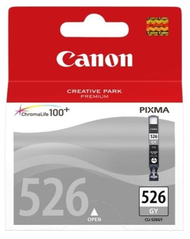 Canon Ink Cartridge - CLI526GY (Grey)