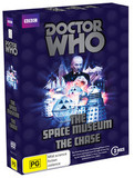 Doctor Who - The Space Museum / The Chase Box Set DVD