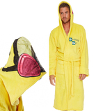 Breaking Bad - Hooded Bathrobe (Cooksuit, Yellow)