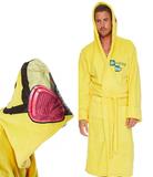 Breaking Bad - Hooded Bathrobe (Cooksuit, Yellow)