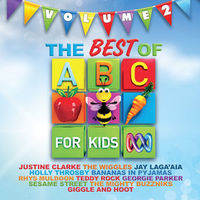 The Best Of ABC For Kids Volume 2 by The Wiggles
