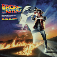 Back To The Future Original Soundtrack (LP) by Soundtrack / Various