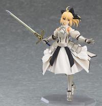 Fate/Grand Order: Saber/Altria Pendragon [Lily] - Figma Figure