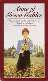 Anne of Green Gables Boxed Set (Books 1 to 3) by L.M.Montgomery