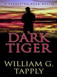Dark Tiger by William G Tapply (Clark University) image