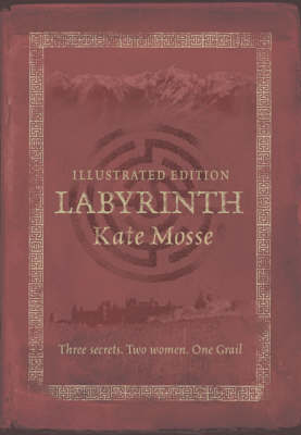 Labyrinth by Kate Mosse image