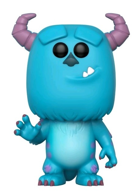 Monsters Inc. - Sulley Pop! Vinyl Figure image