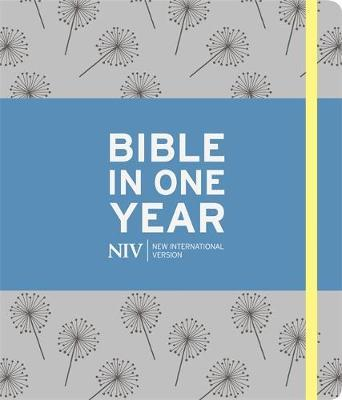 NIV Journalling Bible in One Year by New International Version image