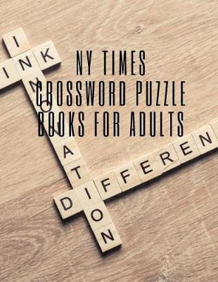 NY Times Crossword Puzzle Books For Adults by Nyt Z Codycross