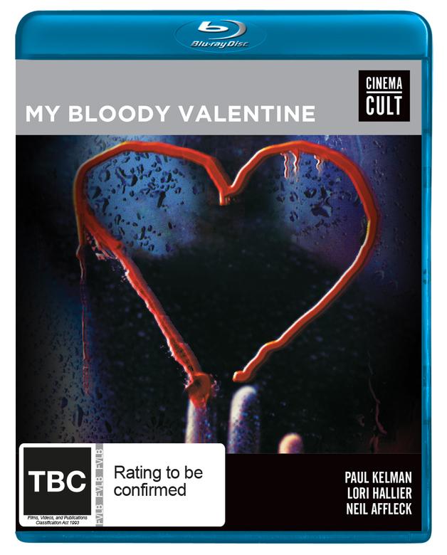 My Bloody Valentine on Blu-ray