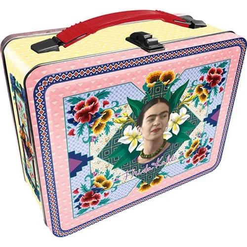 Frida Kahlo - Tin Carry All Fun Box