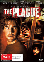 Plague, The (Clive Barker's) on DVD