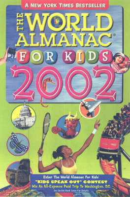 The World Almanac for Kids: 2002 by Elaine Israel image