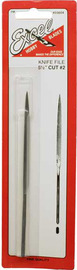 Excel Knife Needle File 5.5""