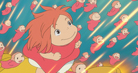 Ponyo (Special Edition) on DVD image