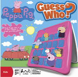 Guess Who Peppa Pig Edition