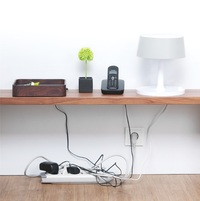 Bluelounge CableBox Cable Management Solution - Black image