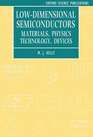 Low-dimensional Semiconductors by M.J. Kelly image