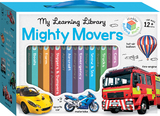 Building Blocks: Learning Library Mighty Movers Box