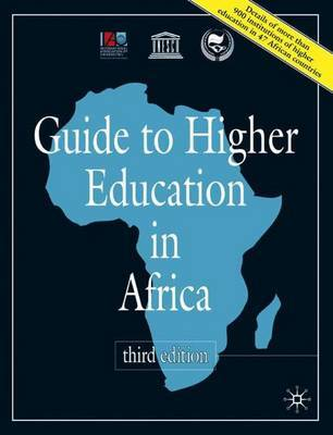 The Guide to Higher Education in Africa by Association of African Universities (AAU) image